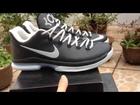 Cheap Basketball Shoes-Nike Zoom Kevin Durant KD V Elite Low Black Grey kicksgrid.ru
