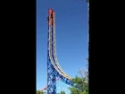 Superman: Escape From Krypton (OFF RIDE)- Six Flags Magic Mountain, California