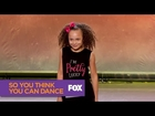 SO YOU THINK YOU CAN DANCE | Chi Tahani Audition from