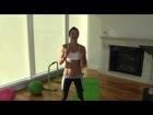 30 Tage Workout Challenge - Tag #5: Waschbrettbauch [Englisch]