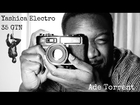 Yashica Electro 35 GTN   Spiderman's Camera