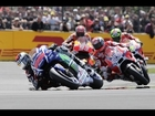 MOTOGP mugello 2015 ~ Lorenzo Win, Iannone 2nd , Valentino Rossi 3th, marquez crash