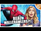 Scientists invent REAL Spider-Man Wallcrawlers! (Nerdist News w/ Jessica Chobot WTFridays)
