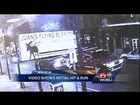Surveillance video shows hit-and-run before fatal Will Smith shooting