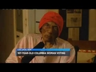 This 107 Year Old Daughter Of A Slave Is Ready To Cast Her Vote