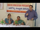 Health Education Program of VNH, Dr Samaram's Talk on Adolescent Health