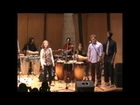 Mike's Recital pt 4 - Talking Drums -