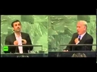 Similarity between Benjamin Netanyahu and Mahmoud Ahmadinejad