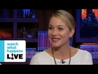 Plead the Fifth: Christina Applegate on Ditching a Date With Brad Pitt - WWHL