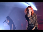 Hayley Williams Performs with CHVRCHES in Nashville