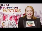 Real Housewives: Game of Thrones with Sansa Stark | Improv Imagination