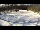 Ashlynn Skiing at Cranmore 3/23/2014 part 2