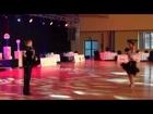 Mistrzostwa Polski 2014 PZTS Junior II LATIN CCC Nowacki Molenda Tajak Sztuce