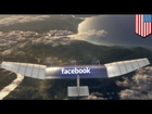 Facebook's Connectivity Lab: Drones, satellites to bring the Internet to underdeveloped countries