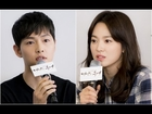 Song Joong Ki, Song He Kyo: Descendants Of The Sun Actors Talk About Marriage