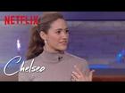 Emmy Rossum on Her Bathtub Engagement | Chelsea | Netflix