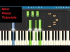 Charli XCX ft. Rita Ora - Doing It - Piano Tutorial - Synthesia - How To Play
