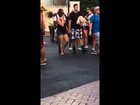 Kid gets slammed to the ground and arrested for filming the Agawam Police at Six Flags New England