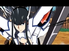 Kill la Kill the Game: IF  Anime Expo 2018 Trailer / 「キルラキル ザ・ゲーム -異布-」Anime Expo 2018 トレーラー