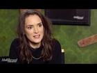 Winona Ryder & Kellan Lutz Talk New Film 'Experimenter': Sundance Short Cuts