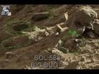 NASA SOL 588 -