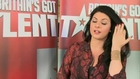Britain's Got Talent's Lucy Kay reveals secret celeb crush