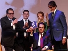 No SRK & Salman At Dilip's Biography Launch