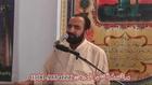 Allama Ali hussain Majlis Aza 8 june 2014 Imam Bargah Qasr E Ally Imran a.s Dhoke Syedan Bewal