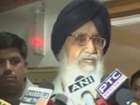 Parkash Badal Says Punjab Drug Addiction Free in 2 Years