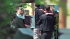 Robin Thicke Takes Son Julian To Six Flags