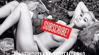 Miley Cyrus Posts Yet Another Nude Photo For V Magazine