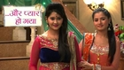 Avni Dresses Up For Raj In Aur Pyaar Ho Gaya | Zee Tv