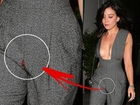 Daisy Lowe Suffers Wardrobe Malfunction @ GQ Men Of The Year Awards 2014