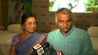 Dr. Prakash Baba Amte & Wife Manda - Exclusive Interview - Marathi Movie Dr. Prakash Baba Amte