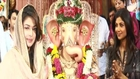 Priyanka Chopra And Shilpa Shetty Take Ganesha Blessings