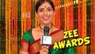 Sonali Kulkarni Looks Stunning In Traditional Look At Zee Marathi Awards 2014!