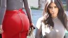 Kim Kardashian Flaunts Her Enormous BUTT