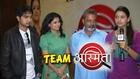 Asmita With Her Team Interview- Zee Marathi Serial- Asmita,Manali,Sidh,Daji