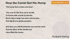 Rudyard Kipling - How the Camel Got His Hump