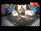 Gul Panra interview on Pashto-1 TV Channel - 1