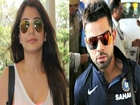 Anushka Sharma and Virat Kohli Spotted In London