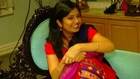 Prajakta Mali Aka Meghna Having Fun On The Sets Of Julun Yeti Reshimgathi - Zee Marathi Serial
