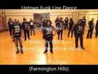 Uptown Funk Line Dance Too Hot Instructional