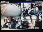 LiveLeak - Woman Runs into Bus to Commit Suicide