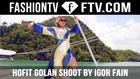 Freedom Photoshoot by Igor Fain with model Hofit Golan   FashionTV