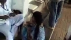 College Girl Headshave At Tirupati.
