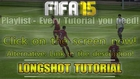Fifa 15 | Longshot Tutorial | How to score from distance | Tips & Tricks | IN-DEPTH | by PHDxG