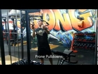 Elite Peformance Center: Back exercise for hand or grip injuries